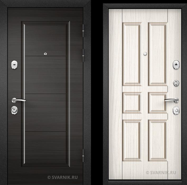 Дверь входная с шумоизоляцией в квартиру МДФ - винорит